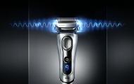 自动剃须刀-三维产品演示动画