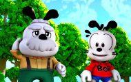 巴布豆-三维角色动画