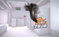 消防安全-宣传课件动画制作