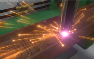激光雕刻-工艺流程动画