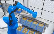 工业机械手臂-演示三维动画视频
