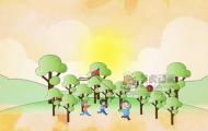 逐梦春天里-手绘AE动画