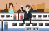 动车组-卡通婚礼动画视频
