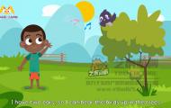 儿童英文-flash课件演示动画