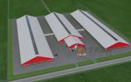 农业畜牧业-三维建筑动画