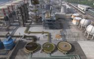 海底石油天然气-开采工艺动画
