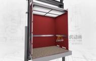 电梯运作原理-机械演示动画