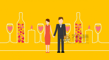 婚礼flash动画制作